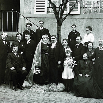 Famille Cattin